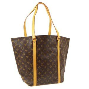Auth EXCELLENT Louis Vuitton Shopping sac tote